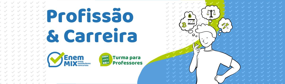 Course Image Enem MIX - 2021 - Profissão & Carreira