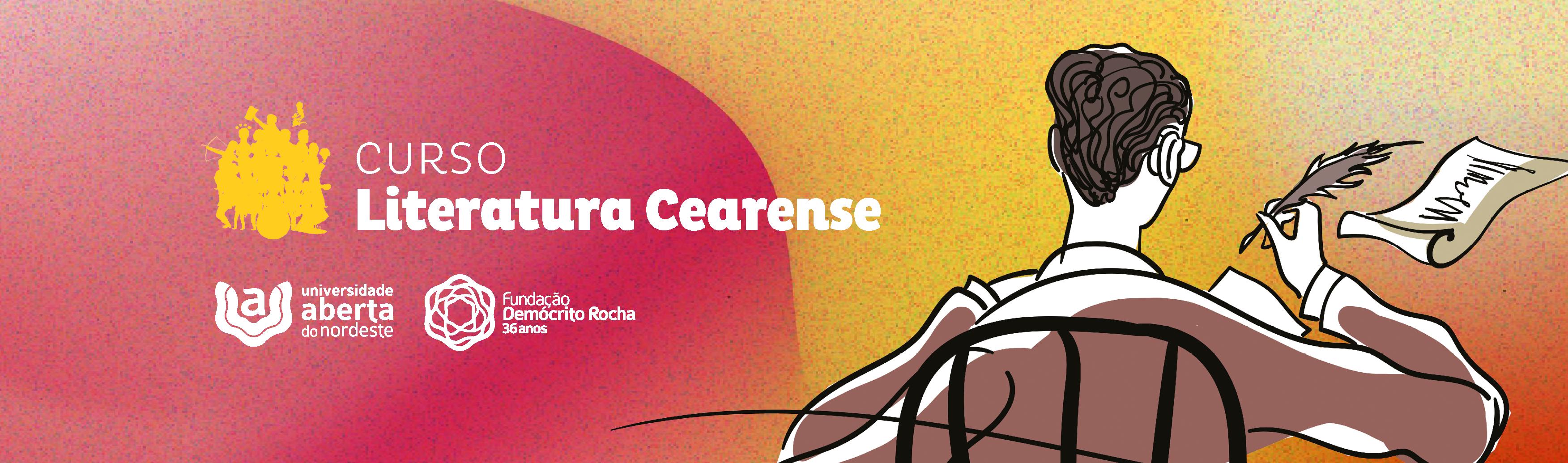 Course Image Curso Livre Literatura Cearense