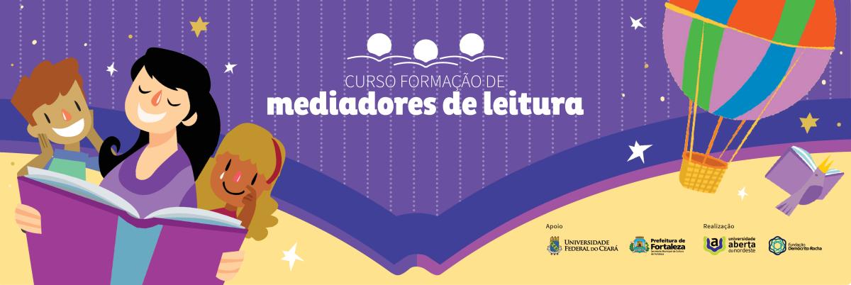 Course Image Formação de Mediadores de Leitura - Turma Exclusiva - Observatório do Livro e da Leitura