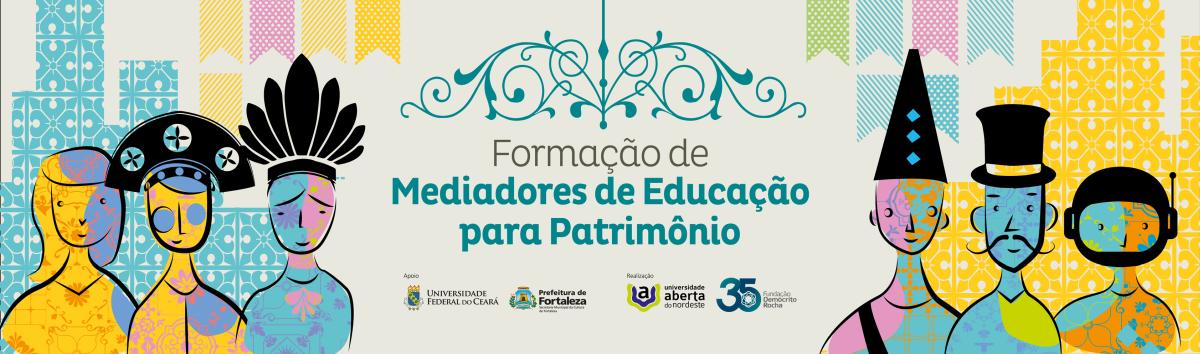 Course Image Formação de Mediadores de Educação para Patrimônio