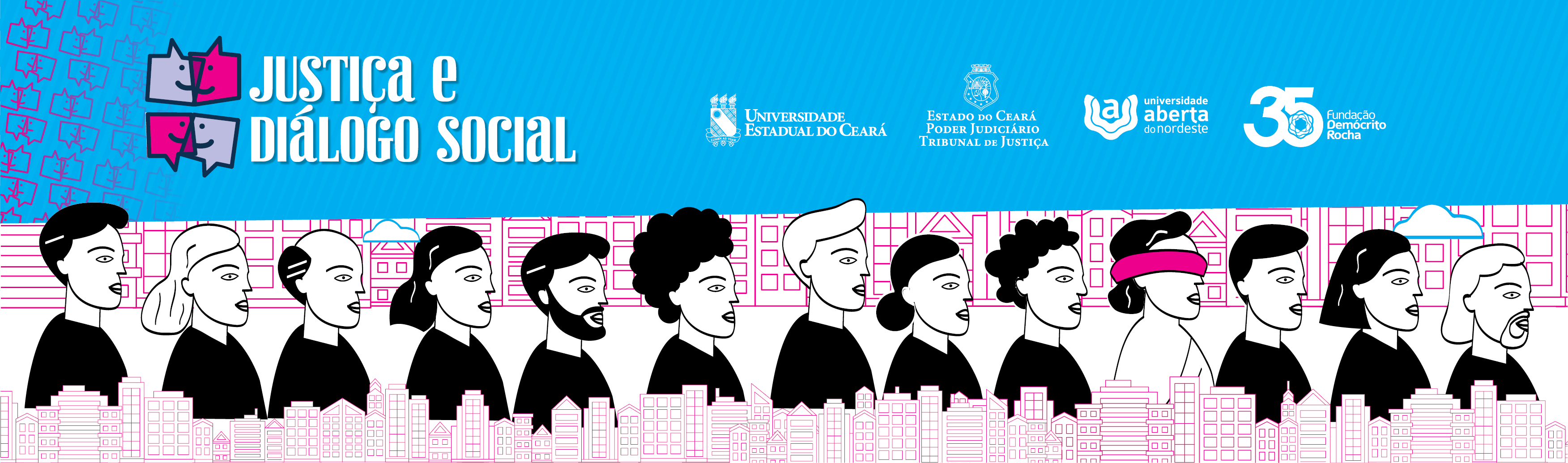Course Image Justiça e Diálogo Social - 2020.1