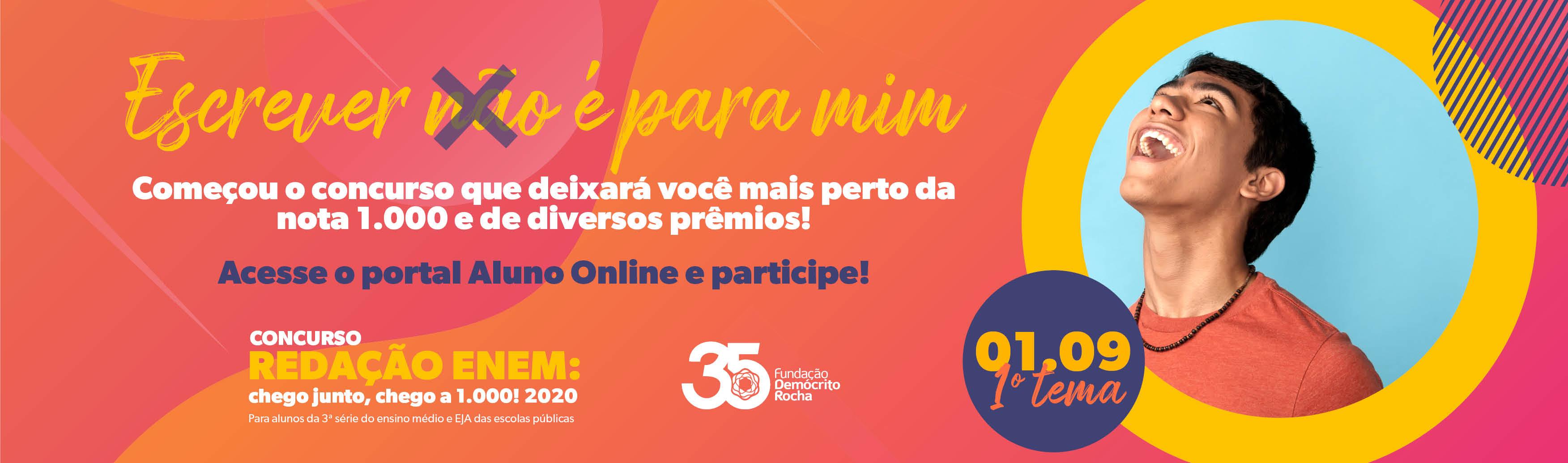 Course Image Enem Mix 2020 - Corretor de Redação