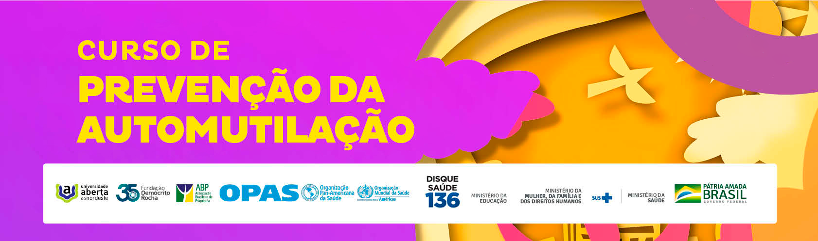 Course Image PREVENÇÃO DA AUTOMUTILAÇÃO - 2020.2