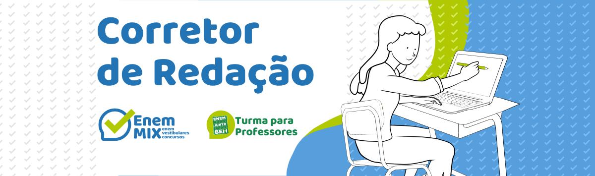 Course Image Enem Mix - Corretor de Redação