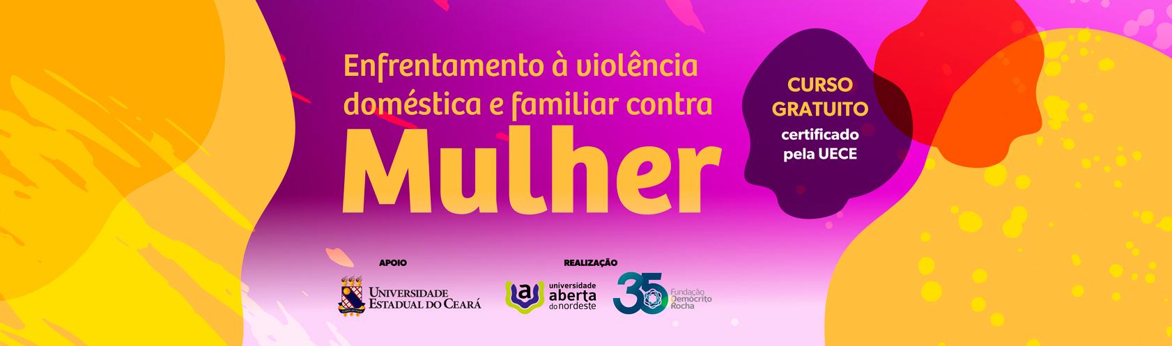 Course Image Enfrentamento à violência doméstica e familiar contra mulher - 2020.2